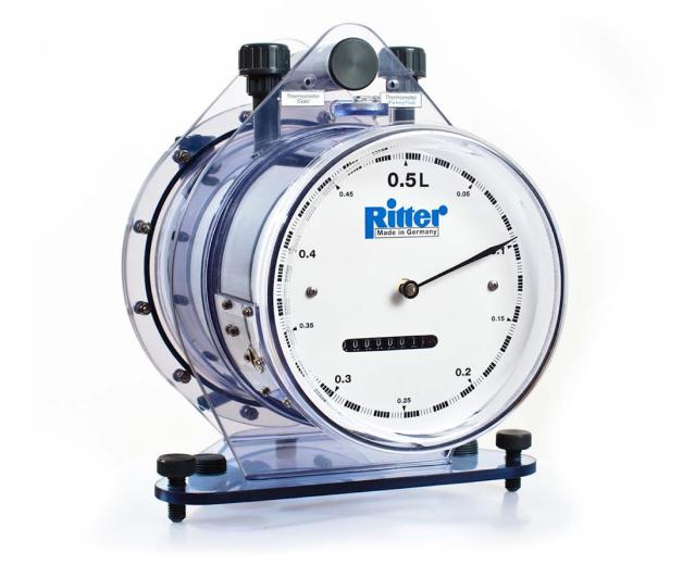 Газовые счетчики Ritter